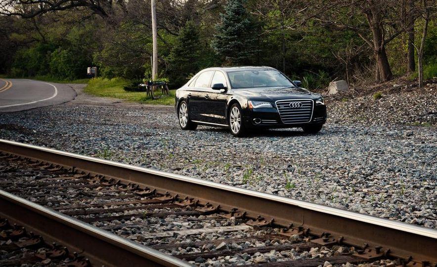 2012 Audi A8L 4.2 FSI Quattro - Slide 60
