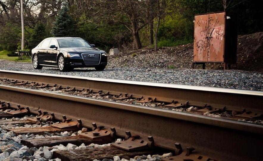 2012 Audi A8L 4.2 FSI Quattro - Slide 61