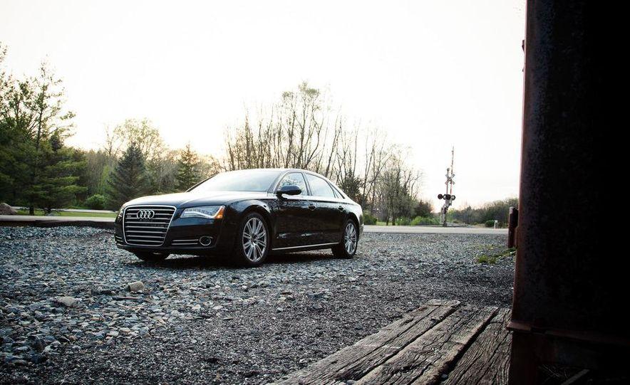 2012 Audi A8L 4.2 FSI Quattro - Slide 62