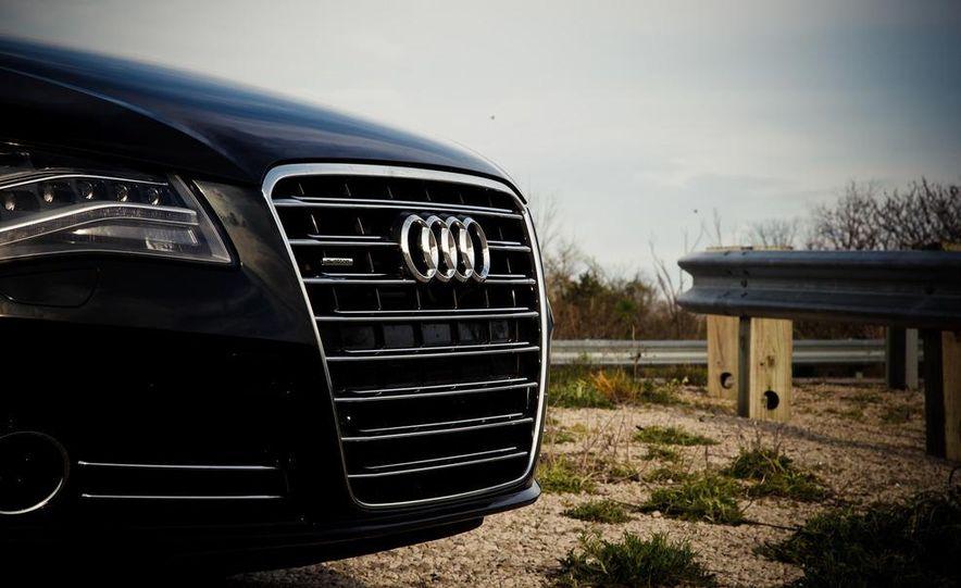2012 Audi A8L 4.2 FSI Quattro - Slide 63