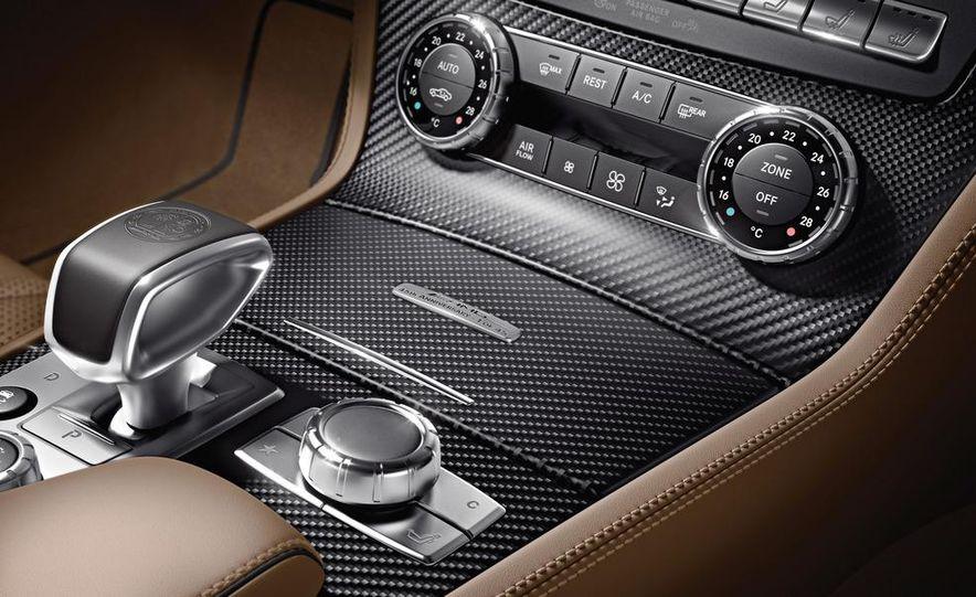 2013 Mercedes-Benz SL65 AMG 45th Anniversary Edition - Slide 5