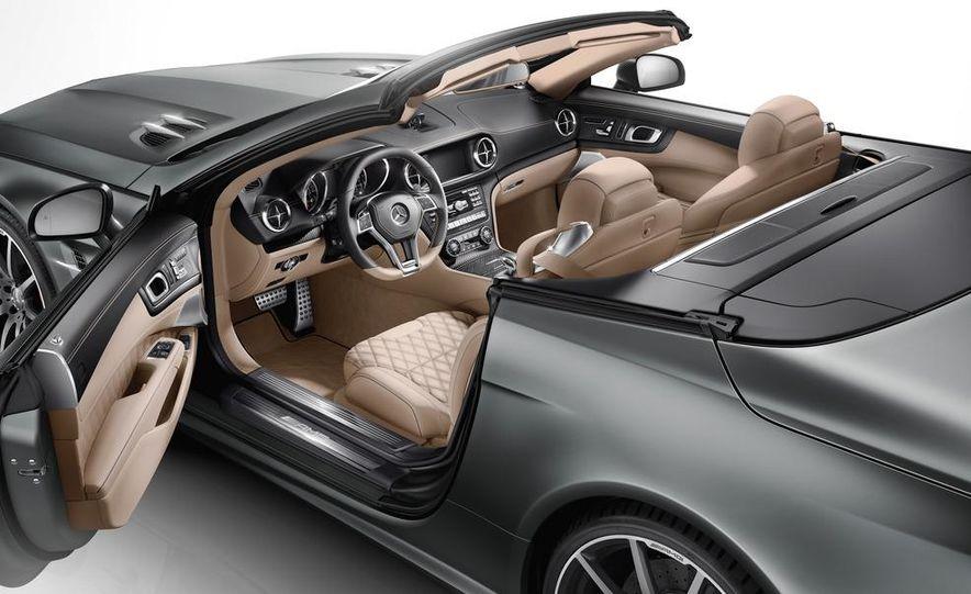 2013 Mercedes-Benz SL65 AMG 45th Anniversary Edition - Slide 4