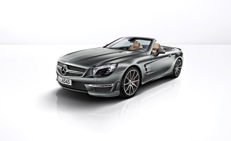 2013 Mercedes-Benz SL65 AMG 45th Anniversary Edition - Slide 1