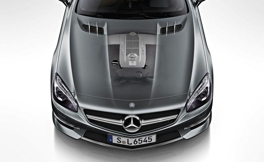 2013 Mercedes-Benz SL65 AMG 45th Anniversary Edition - Slide 7