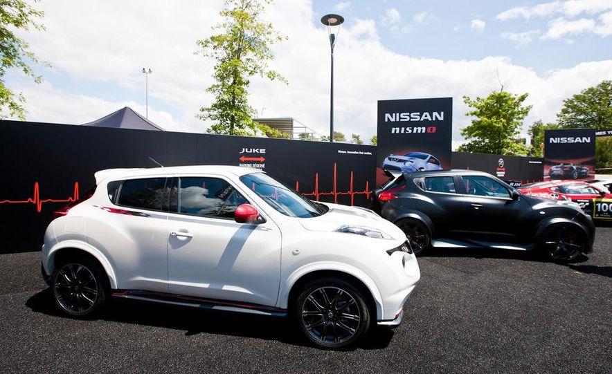 Nissan Juke NISMO - Slide 6