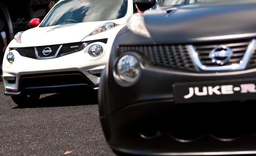 Nissan Juke NISMO - Slide 9