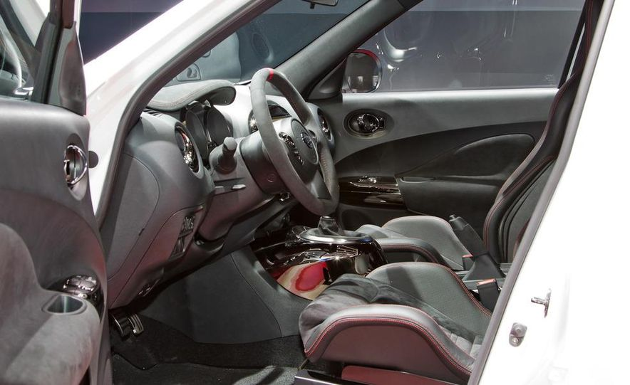 Nissan Juke NISMO - Slide 19