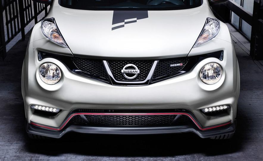 Nissan Juke NISMO - Slide 2