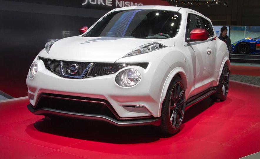 Nissan Juke NISMO - Slide 13