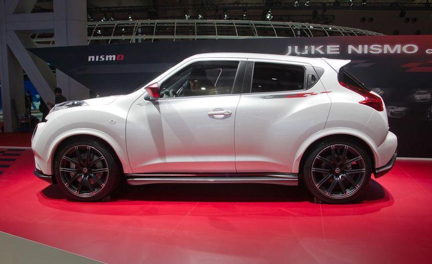 Nissan Juke NISMO - Slide 14