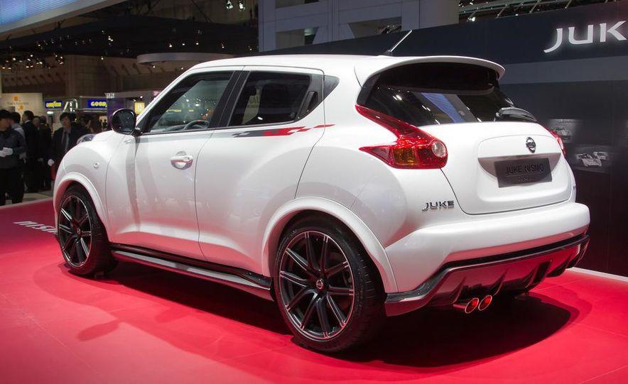 Nissan Juke NISMO - Slide 15