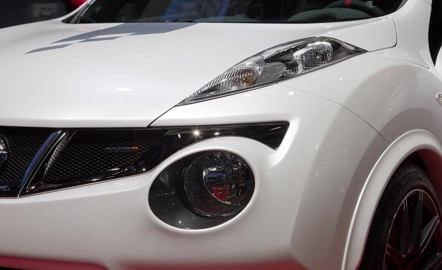 Nissan Juke NISMO - Slide 17