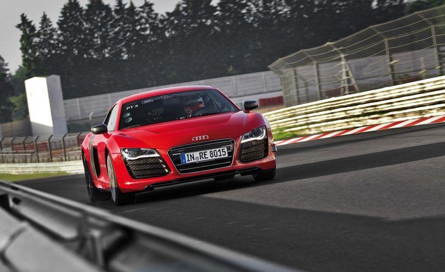 Audi R8 e-tron - Slide 3