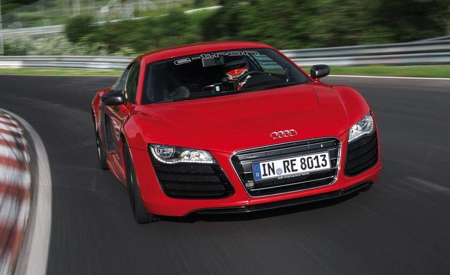 Audi R8 e-tron - Slide 7