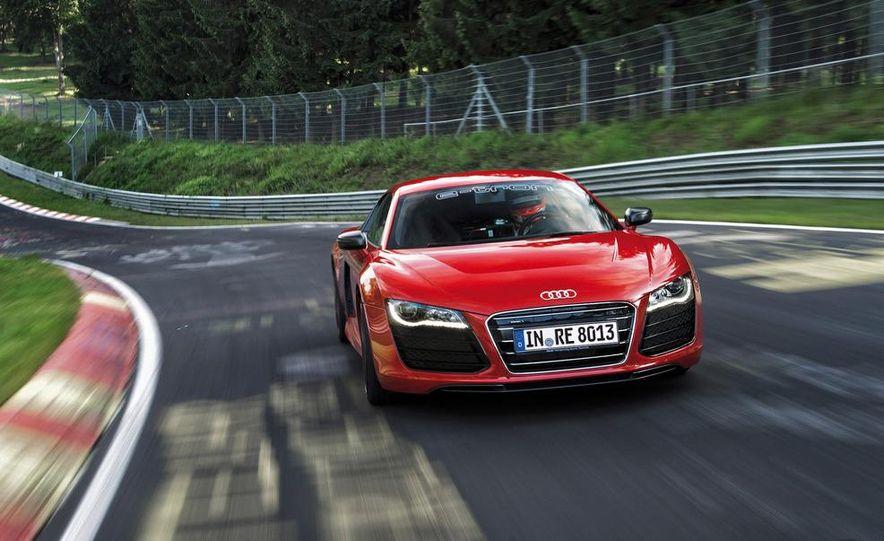Audi R8 e-tron - Slide 8