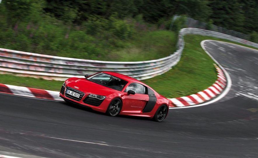 Audi R8 e-tron - Slide 9