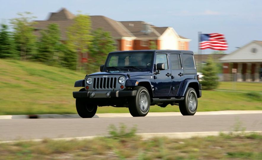 2012 Jeep Wrangler Freedom Edition - Slide 1