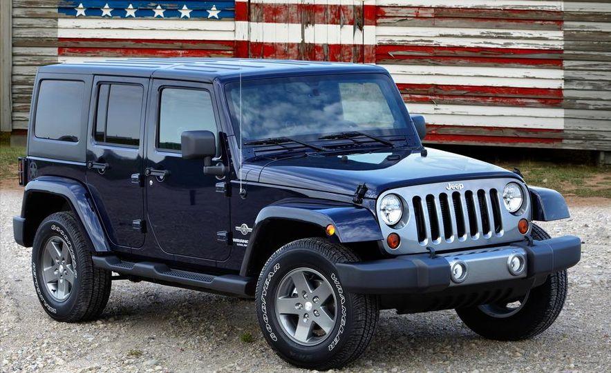 2012 Jeep Wrangler Freedom Edition - Slide 4
