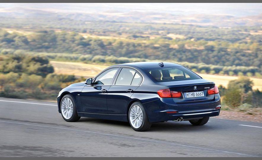2014 BMW 3-series Five-Door Hatchback (spy photo) - Slide 27
