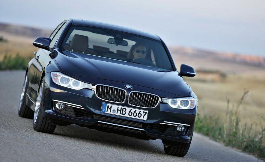 2014 BMW 3-series Five-Door Hatchback (spy photo) - Slide 29