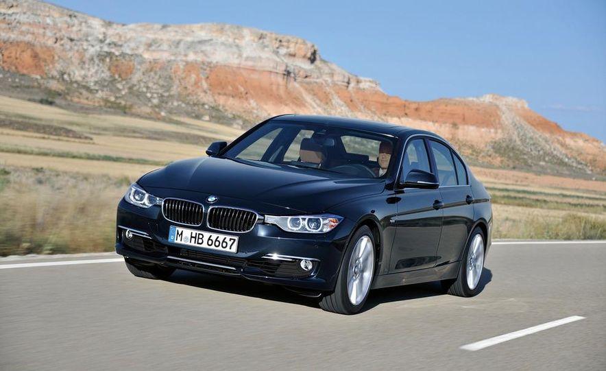 2014 BMW 3-series Five-Door Hatchback (spy photo) - Slide 31