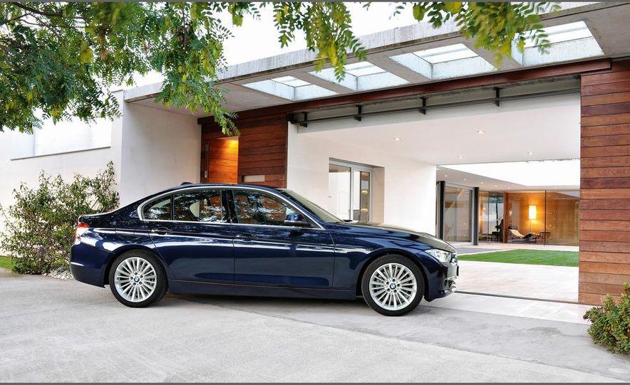 2014 BMW 3-series Five-Door Hatchback (spy photo) - Slide 33