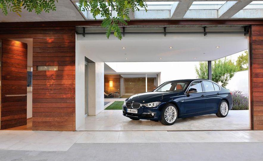 2014 BMW 3-series Five-Door Hatchback (spy photo) - Slide 34