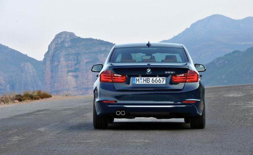 2014 BMW 3-series Five-Door Hatchback (spy photo) - Slide 35