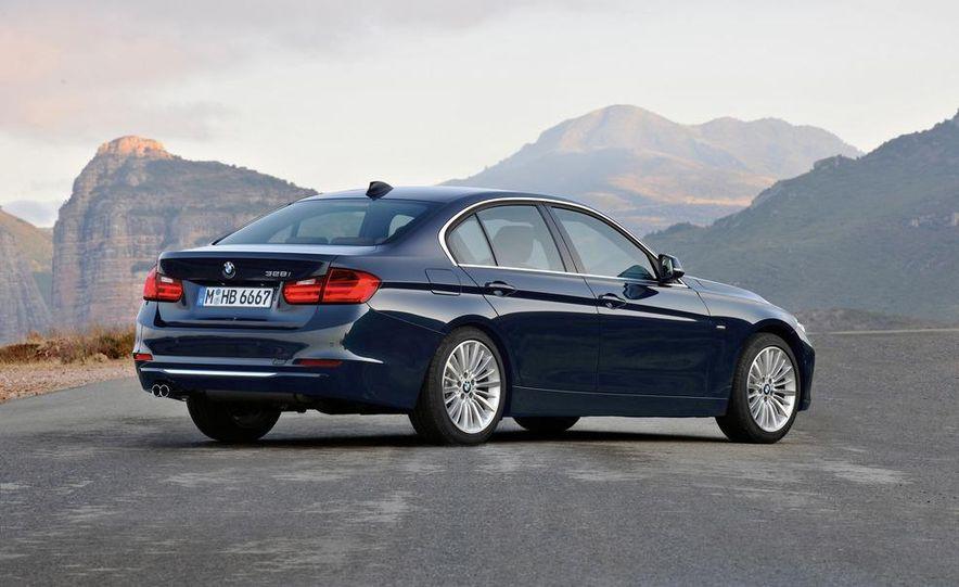 2014 BMW 3-series Five-Door Hatchback (spy photo) - Slide 36