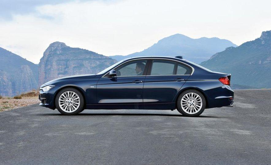2014 BMW 3-series Five-Door Hatchback (spy photo) - Slide 37