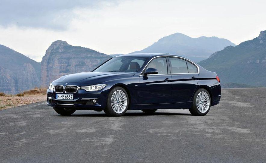 2014 BMW 3-series Five-Door Hatchback (spy photo) - Slide 38