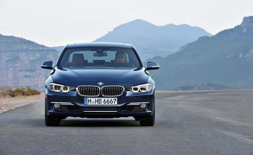 2014 BMW 3-series Five-Door Hatchback (spy photo) - Slide 39