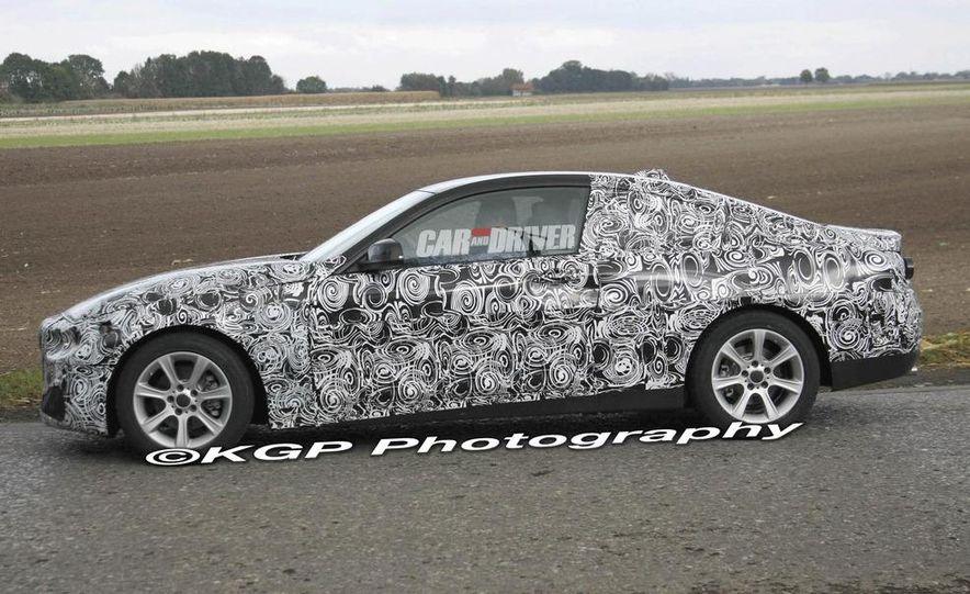 2014 BMW 3-series Five-Door Hatchback (spy photo) - Slide 11