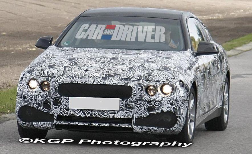 2014 BMW 3-series Five-Door Hatchback (spy photo) - Slide 9