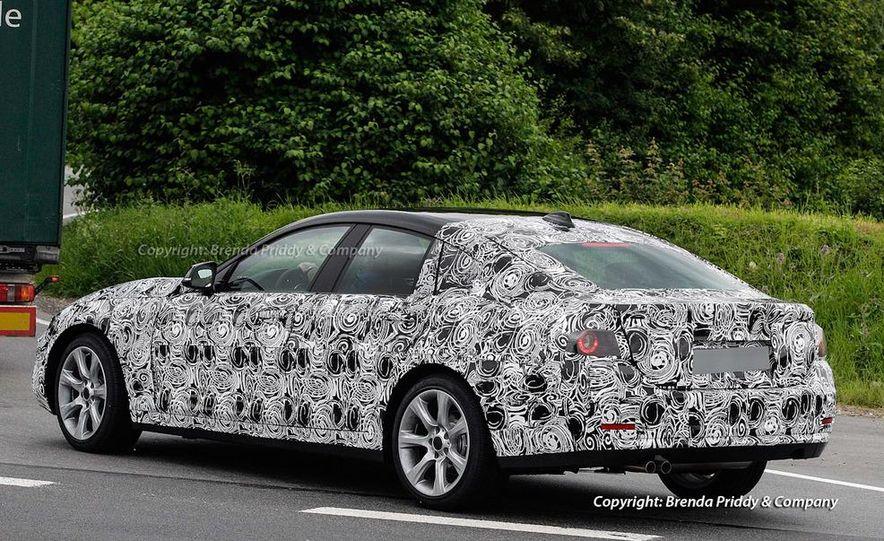 2014 BMW 3-series Five-Door Hatchback (spy photo) - Slide 4
