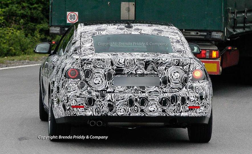 2014 BMW 3-series Five-Door Hatchback (spy photo) - Slide 6