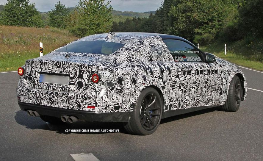 2014 BMW 3-series Five-Door Hatchback (spy photo) - Slide 23