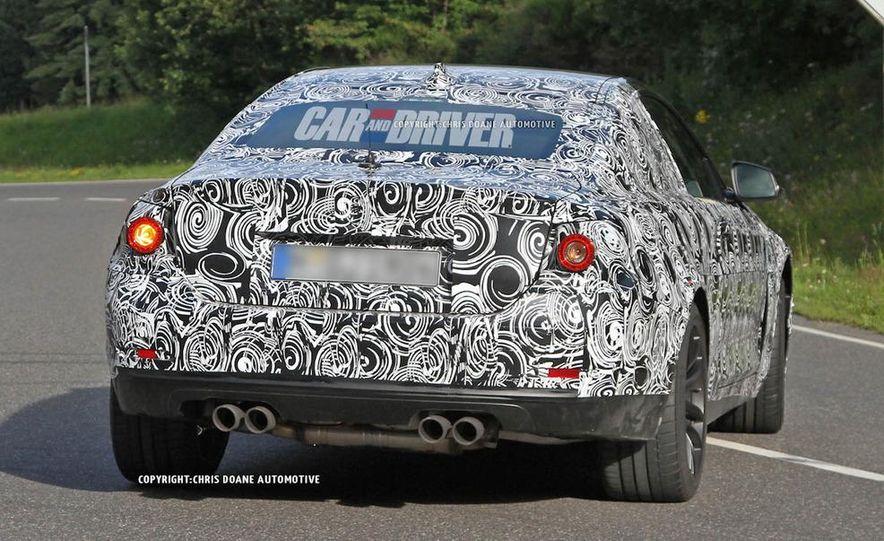 2014 BMW 3-series Five-Door Hatchback (spy photo) - Slide 24