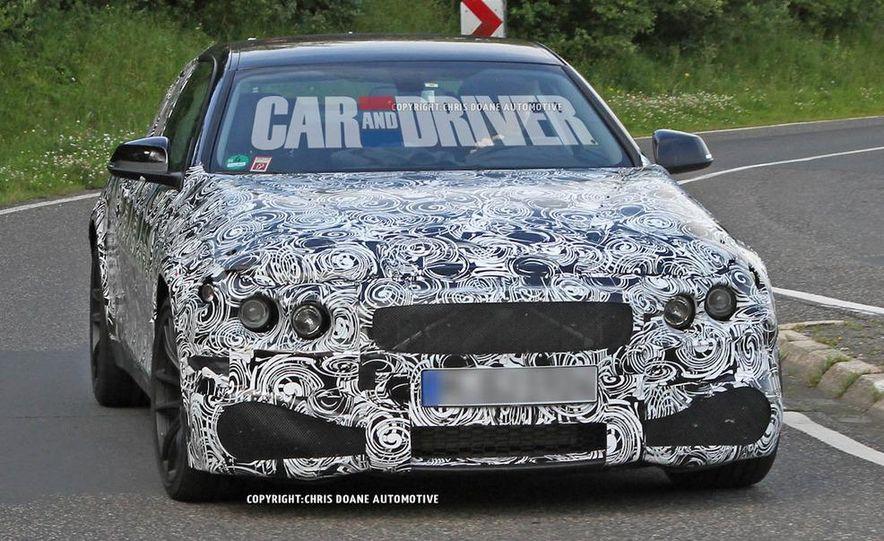 2014 BMW 3-series Five-Door Hatchback (spy photo) - Slide 18