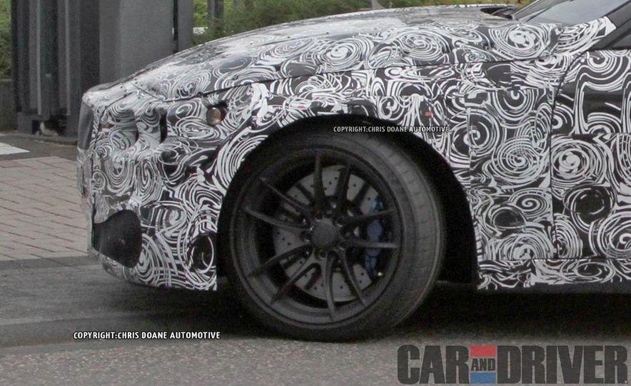 2014 BMW 3-series Five-Door Hatchback (spy photo) - Slide 26
