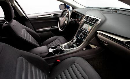 2013 Ford Fusion Will Start at $22,495, Configurator Live