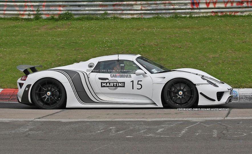 2014 Porsche 918 Spyder with Martini Racing livery - Slide 9