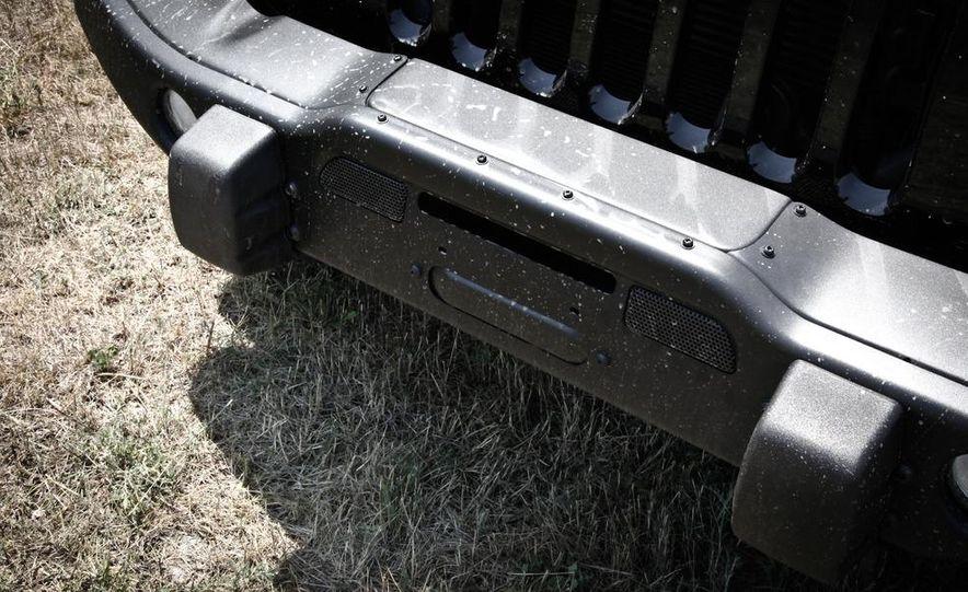 2013 Jeep Wrangler Unlimited Moab Edition - Slide 14