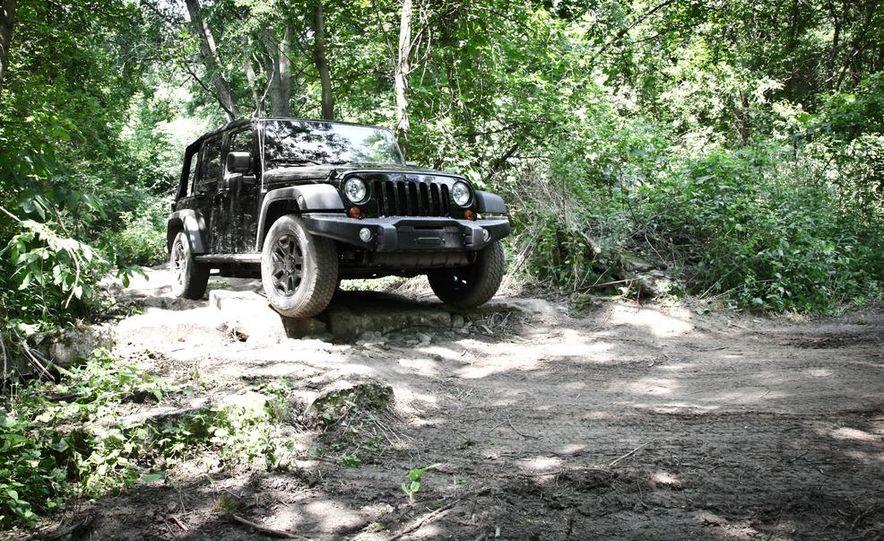 2013 Jeep Wrangler Unlimited Moab Edition - Slide 1