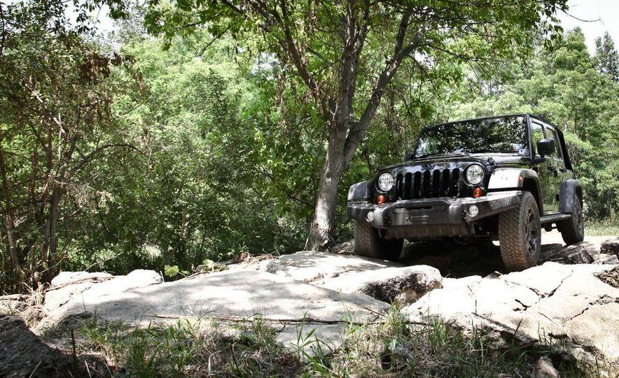 2013 Jeep Wrangler Unlimited Moab Edition - Slide 5