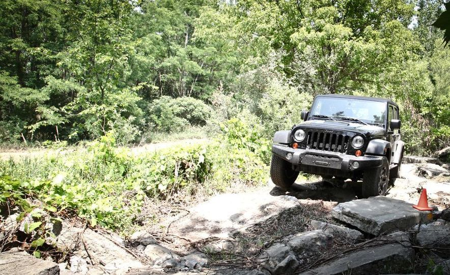 2013 Jeep Wrangler Unlimited Moab Edition - Slide 6