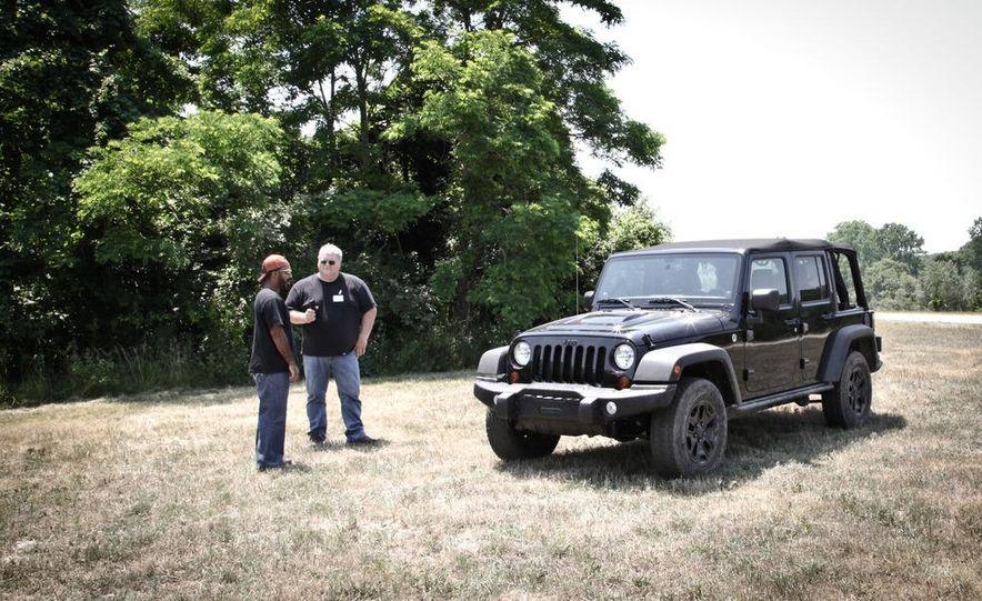 2013 Jeep Wrangler Unlimited Moab Edition - Slide 7