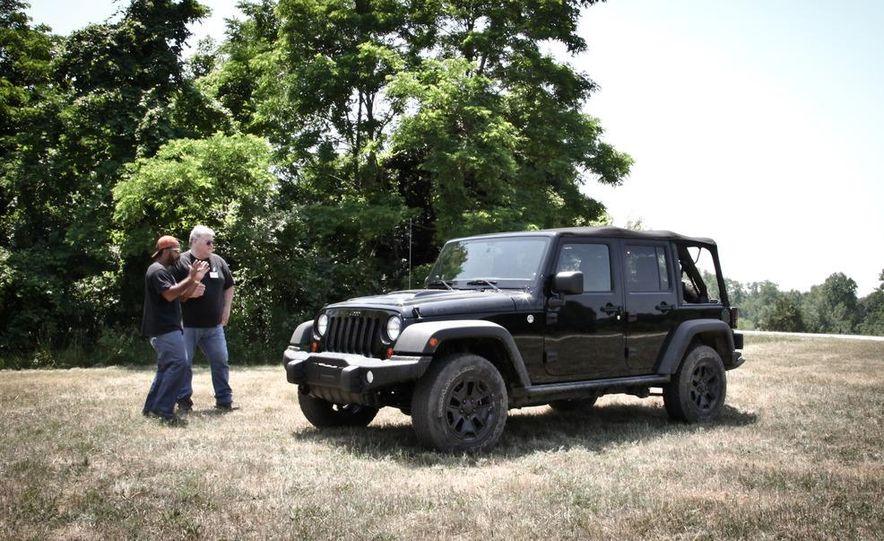 2013 Jeep Wrangler Unlimited Moab Edition - Slide 8