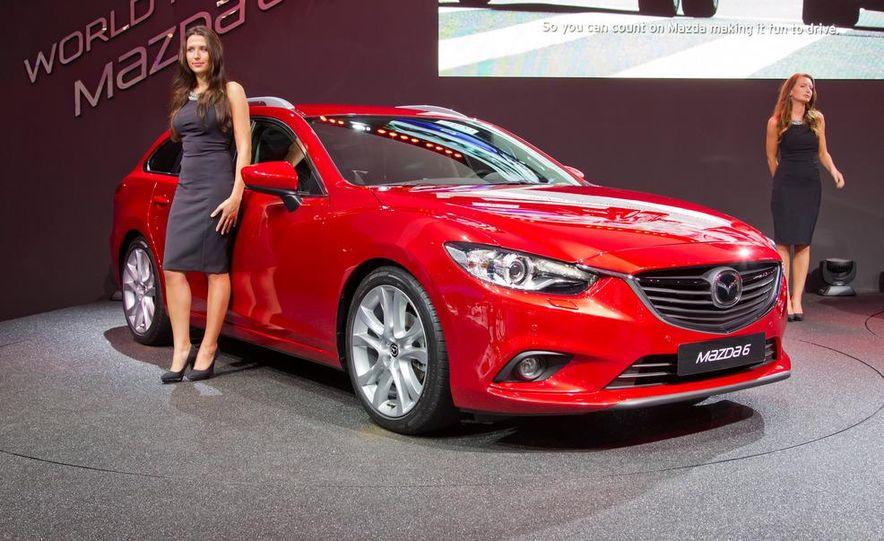 2014 Mazda 6 wagon - Slide 1