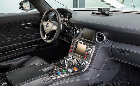 Mercedes-AMG Debuts SLS AMG GT Formula 1 Safety Car in Spa